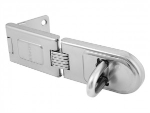 Wrought Steel Single Hinged Hasps  MLK720