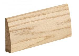 XL JOINERY DOORS -  PFOARSET-RD  Pre-Finished Oak Door Architrave Set (Modern Profile) PK5  PFOARSET-RD