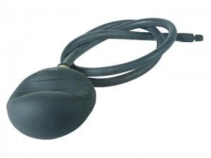 Air Bag Black PVC