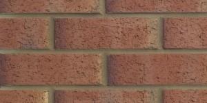 FORTERRA Moray Red Mixture Brick - Butterley Range