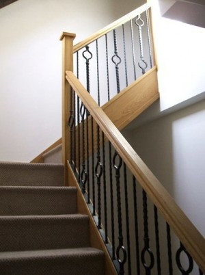 Pear Stairs - Moreton Barn Oak and Metal Staircase (64)