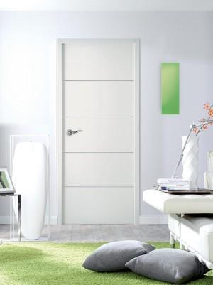 JELDWEN White Moulded Heavyweight Doors