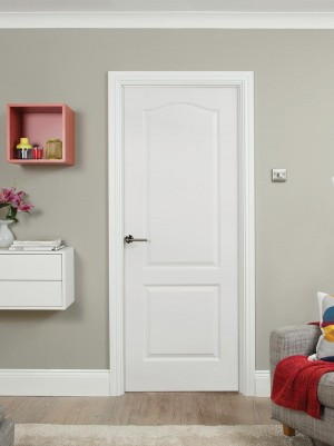 JELDWEN White Moulded Middleweight Doors