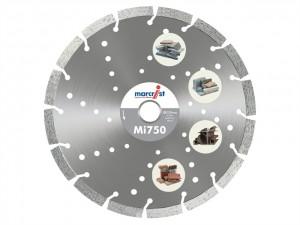 Mi750 Diamond Blades Fast Universal Cut  MRC750230