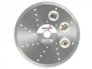 CK750 Diamond Tile Blades Fast Cut  MRCC750230