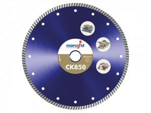 CK850 Tile Cutting Blades Natural Diamond - Fast Cut  MRCC850125