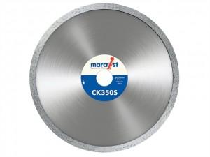 Tile Cutting Smooth Rim Diamond Blades  MRCCK350115