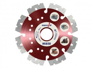 Mi850 Fast Universal Cut Diamond Blades  MRCMI850115
