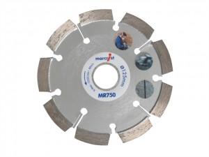 MR750 Mortar Raking Diamond Blades  MRCMR750125