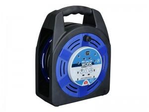Case Reels 20 Metre 4 Socket 13A  MSTHBT20134R