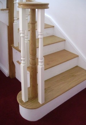Pear Stairs - Malberry Staircase (293)