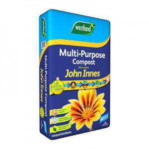 WESTLAND Multi Purpose Compost with John Innes 60L  WEST10100010
