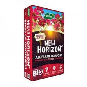 WESTLAND New Horizon Plant Compost 60L  WEST10500032