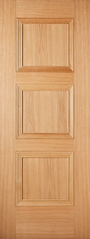 "LPD - Fire Door - Oak Amsterdam 1981 x 762 (33"")  AMSOAKFC33"