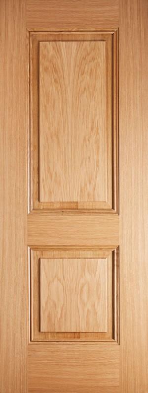 """LPD - Fire Door - Oak Arnhem 1981 x 686 (27"""")  ARNOAKFC27"""