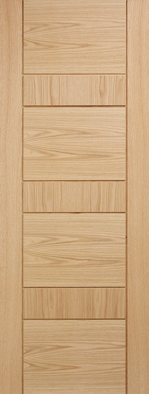 "LPD - Fire Door - Oak Edmonton 1981 x 686 (27"")  EDMOAKFC27"