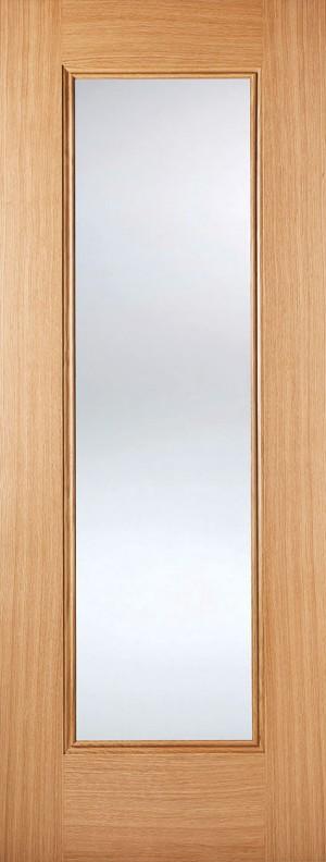 """LPD - Internal Door - Oak Eindhoven Glazed 1L 1981 x 686 (27"""")  EINOAKGL27"""