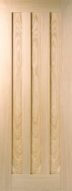 """LPD - Internal Door - Oak Idaho Pre-Finished 1981 x 610 (24"""")  IDAOAKPF24"""