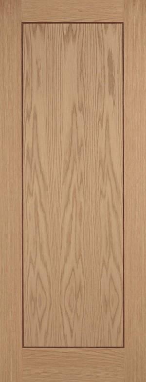 """LPD - Fire Door - Oak Inlay 1P 1981 x 762 (30"""")  INLAY1P30FC"""