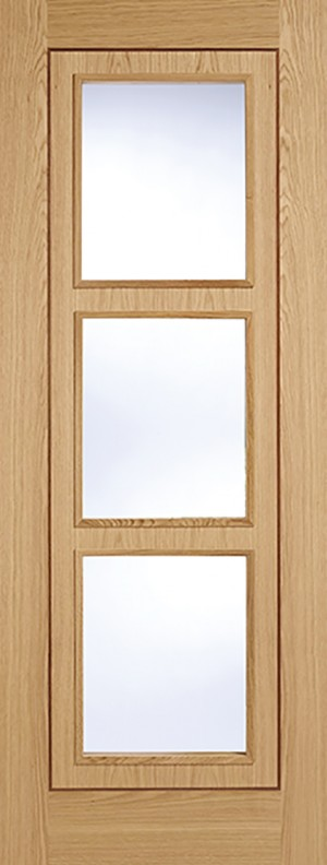 "LPD - Internal Door - Oak Inlay 3L 1981 x 686 (27"")  INLAYGL27"