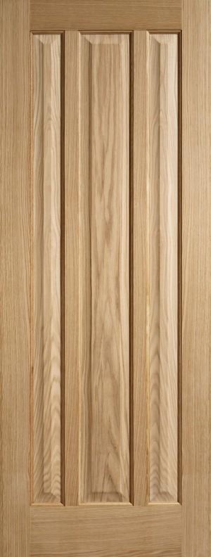 """LPD - Internal Door - Oak Kilburn 1981 x 610 (24"""")  KILOAK24"""