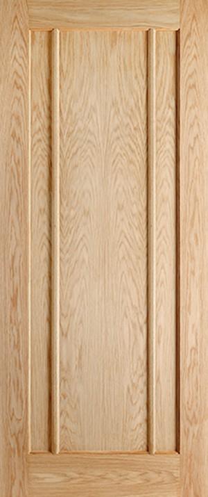 "LPD - Fire Door - Oak Lincoln Pre-Finished 1981 x 686 (27"")  PFOLIN27FC"