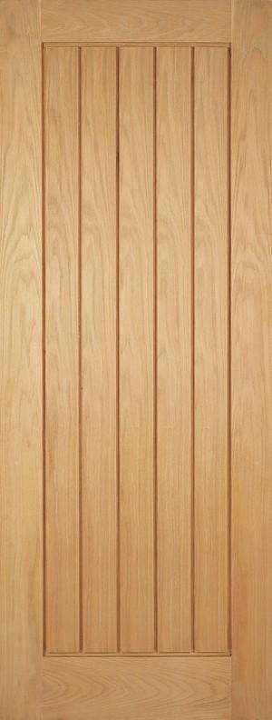 "LPD - Fire Door - Oak Mexicano Pre-finished 1981 x 610 (24"")  PFOMEXFC24"