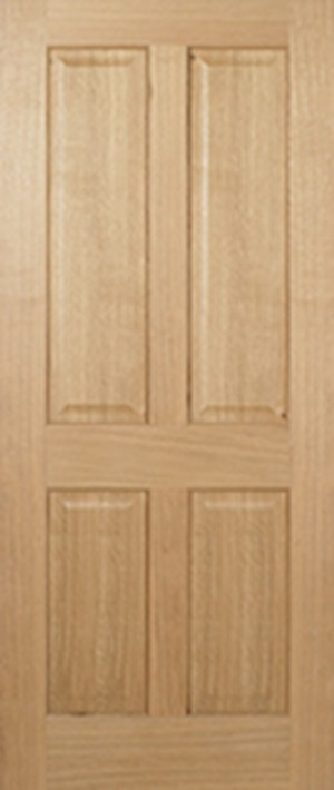 "LPD - Fire Door - Oak Regency 4P 1981 x 838 (33"")  FCOREG4P33"