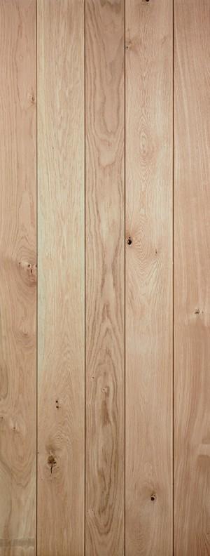 "LPD - Internal Door - Oak Solid Oak Ledged 1981 x 762 (30"")  NOSRUS30"