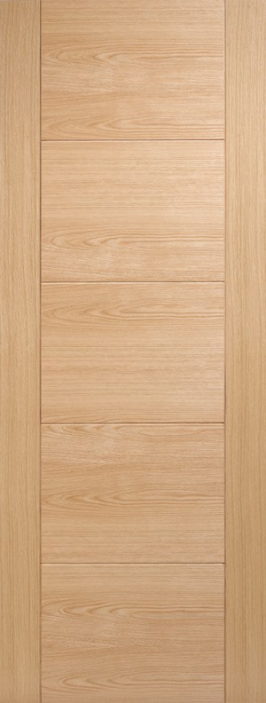 "LPD - Fire Door - Oak Vancouver 5P 1981 x 838 (33"")  OVANFC33"