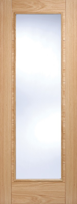 "LPD - Fire Door - Oak Vancouver Pattern 10 1981 x 838 (33"")  OVAN1LFC33"