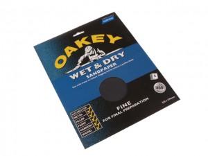 Wet & Dry Flex Paper 230 x 280mm  OAK26747