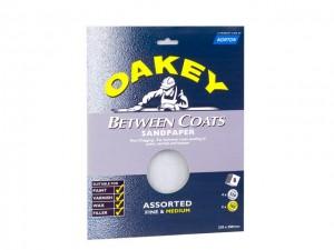 Between Coats Sheets 230 x 280mm  OAK58625