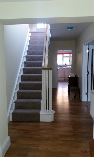 Pear Stairs - Oakdown Straight Staircase (774)