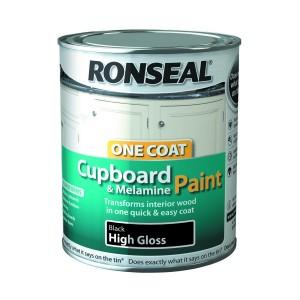 Ronseal One Coat Cupboard & Melamine Paint