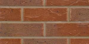 FORTERRA Old English Brindled Red Brick - Butterley Range