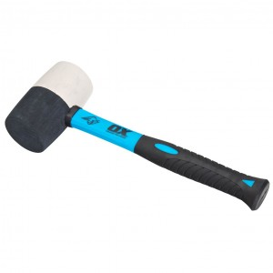 OX TOOLS - OX Combination Rubber Mallet -24oz  HILOXT081924