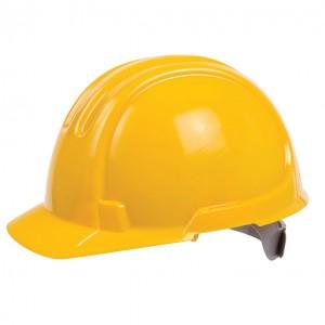 OX TOOLS - OX-S245502 OX Premium Safety Helmet - Yellow  :OX-S245502