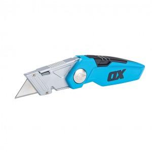 OX TOOLS - OX Pro Fixed Blade Folding Knife  HILOXP221301