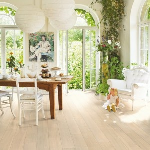 QUICK STEP WOOD FLOORING Polar Oak Matt  PAL1340S