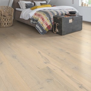 QUICK STEP WOOD FLOORING Glacial Oak Extra Matt  PAL3787S