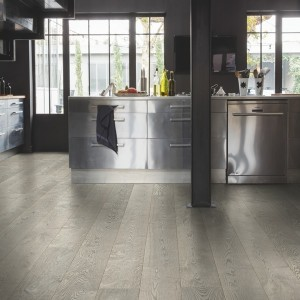 QUICK STEP WOOD FLOORING Concrete Oak Oiled  PAL3795S
