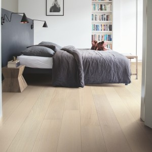 QUICK STEP WOOD FLOORING Snow White Oak Extra Matt  PAL3884S