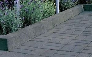STONEMARKET PAVING SLABS -  Pavekerb Driveway Kerb and Edging