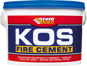SikaEverbuild BLACK KOS Fire Cement