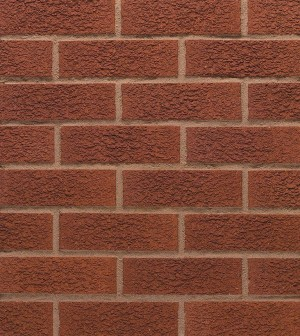 TERCA Peak Mixed Red Rustic Brick -65mm     [TERPEAK65MM]