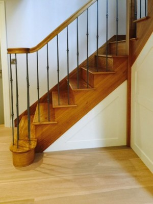 Pear Stairs - Pine Trees Staircase (588)