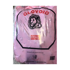 Lion Glovoid Smokeless Coal 20kg  GLOVCOAL20
