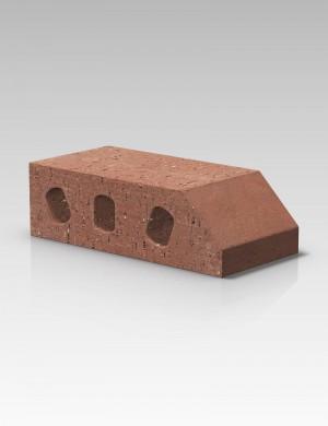 Forterra Cradley PL2.2 Plinth Header Brick - Red