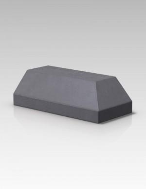 Forterra Cradley PL7.2 Plinth External Return LH - Blue